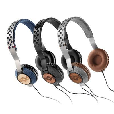 더하우스오브말리 Liberate 밥말리 헤드폰[3버튼 컨트롤톡][음악감상/통화 가능][아이폰 볼륨조절 가능]