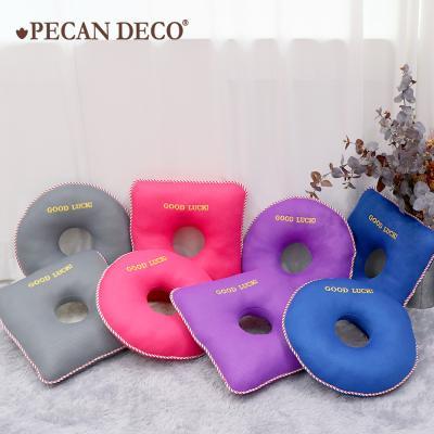 피칸데코 기능성 도넛방석 단품 원형 사각형 국내제작