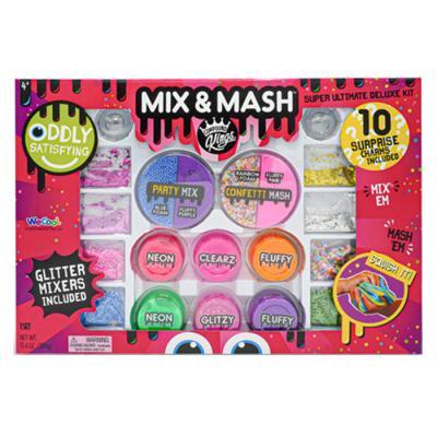 [밤나무] Mix Mash 믹스앤매쉬 _ 슬라임 선물세트