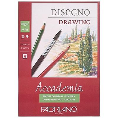 아카데미아 스케치북 AC04 [제본형](A5)-200g