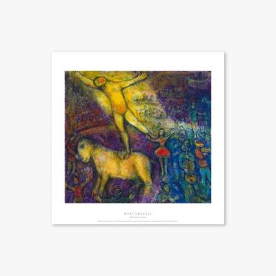 현대작가 포스터 갤러리 액자 003 Marc Chagall Au Cirque