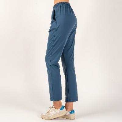 여성 트레이닝복 이지 슬랙스 팬츠 DFW4020 블루
