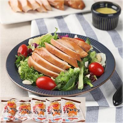 [WellChef] 맛잇는 훈제 닭가슴살 65gx7팩