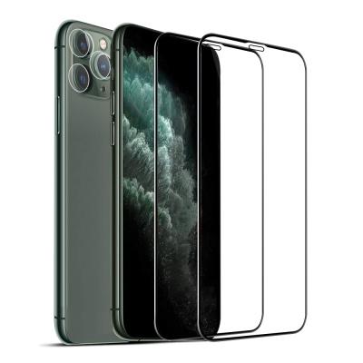아이폰 11 PRO 디펜드 풀커버 강화유리 액정보호필름