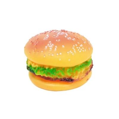 반려동물 장난감 햄버거 장난감 1개