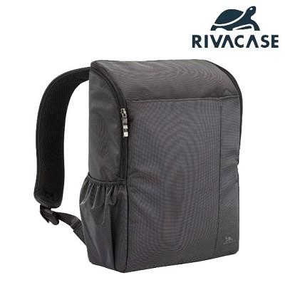 15.6형 노트북 백팩 가방 RIVACASE 8261 (태블릿PC & 액세서리 등 수납 / 옆면 포켓)