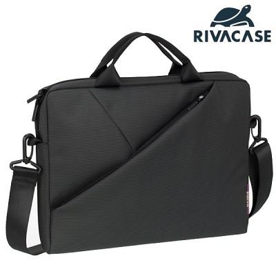 13.3형 노트북 가방 RIVACASE 8720 (태블릿PC & 액세서리 수납 공간 / 서류가방)