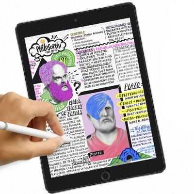 종이표현 스케치 필름(아이패드프로10.5)