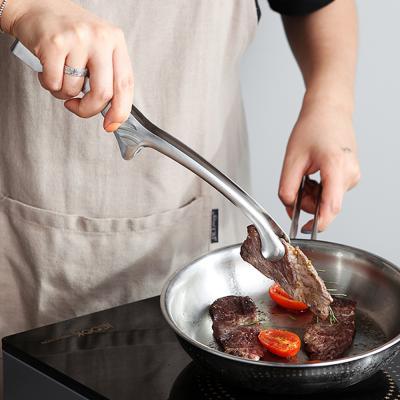 푸코 스텐 웨이브 고기집게 커브29cm(S116-3)