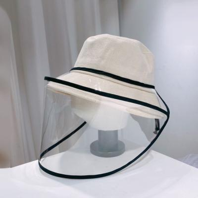 Clear Cover Hat - 아동