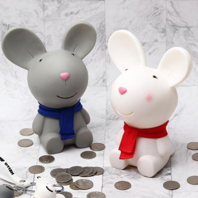 포포팬시 경자년 쥐띠 디자인 저금통 1+1