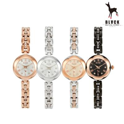 [블랙마틴싯봉] 여성 메탈 손목시계 BKM1726L