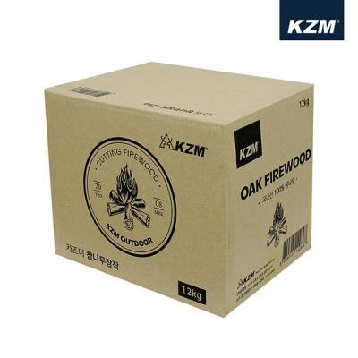 [카즈미] 참나무 장작 12kg K21T3G04
