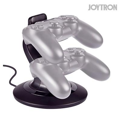 PS4 JOYTRON 차징스테이션 /소니듀얼쇼크4 충전거치대