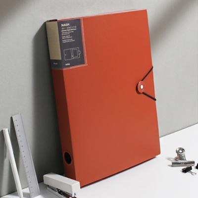 사무실 학원 대학교 A4밴딩시스템 파일함 레포트 N206