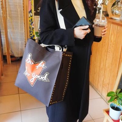 [플루토나인] 쏘굿 숄더백 빅사이즈 기저귀가방