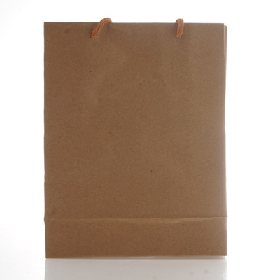 크라프트 무지 쇼핑백 3호 수납가방 선물포장 10개