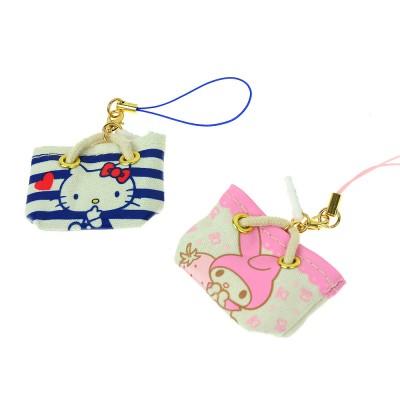 (일본직수입) 헬로키티 이어캡 (가방)
