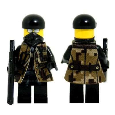 레고피규어의상 Leese Miniclothes M10 군용야상