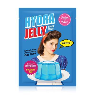 [페이스인페이스] 하이드라 젤리 시트마스크팩