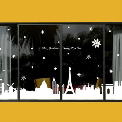ii791-크리스마스뉴욕의밤_그래픽스티커