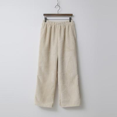 Joe Corduroy Wide Pants