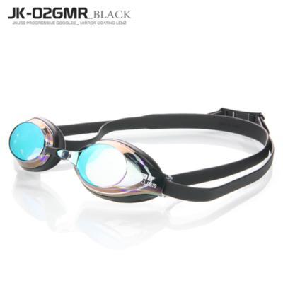 제이커스 미러코팅수경 JK-02GMR-BLACK