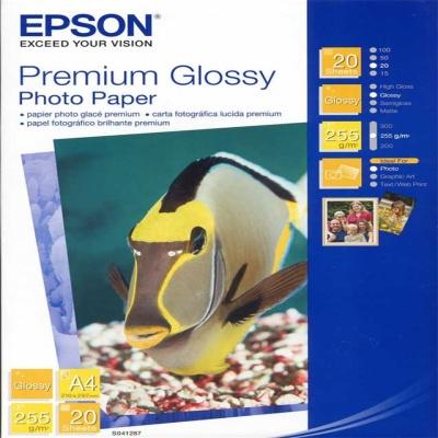 엡손 용지S041285/Premium Glossy Photo20매 S041287