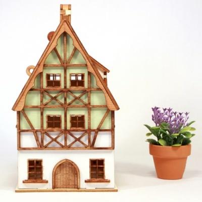 [히스토리하우스] 서양건축시리즈: 독일 헷센하우스