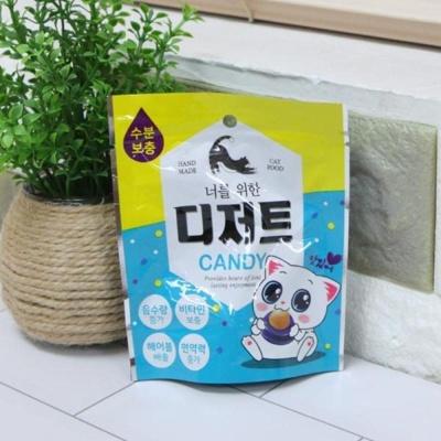 애완 디저트 소프트 캔디 간식 애묘 고양이 반려동물