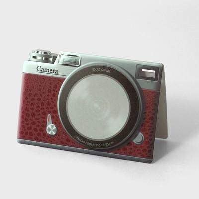 미니앳 카메라 레드 Mini at CAMERA red