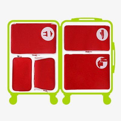 [던디]여행용 파우치 트래블 5종세트 - 아이콘
