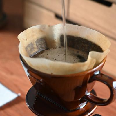 커피 여과지 콘 필터 3-4인 40매