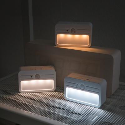 동작감지 LED 센서등 / 센서 라이트 (전구색) LCEK562