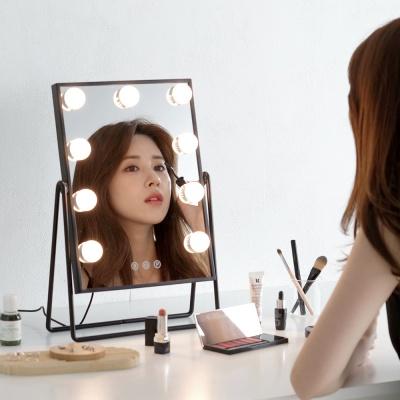 루밍 LED 메이크업 조명 거울