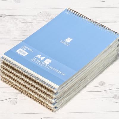 옥스포드 A4 100매×10권 절취 방안 스프링 ASN21145