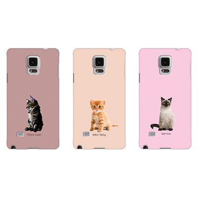 [테마케이스] Baby Cats (갤럭시노트4)