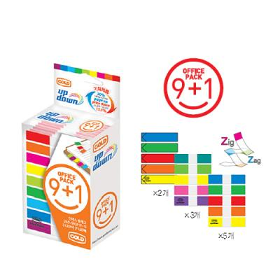 업다운인덱스플래그오피스팩249-9KP(9+1) 134512