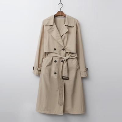 Morgan Trench Long Jacket