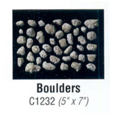 C1232 돌모양 몰드