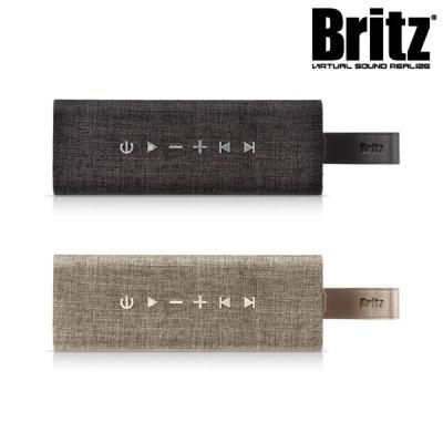 브리츠 패브릭 레더 블루투스 스피커 BA-SB20 (블루투스 4.2 / AUX단자 / 8W사운드)