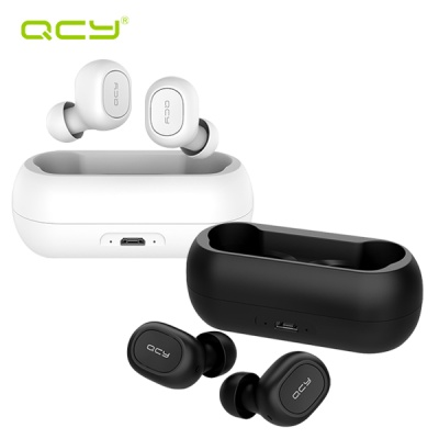 [QCY] 큐씨와이 T1 완전 무선 블루투스 이어폰