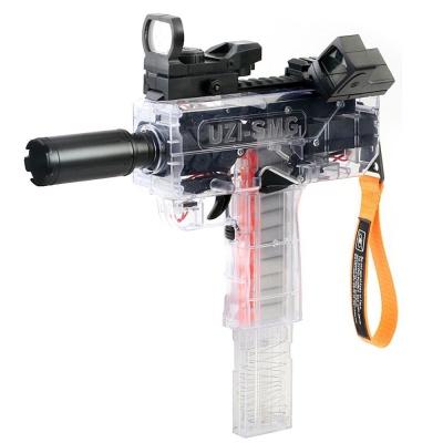 전공 연발 연탄총 스펀지 기관총 우지 에어소프트건