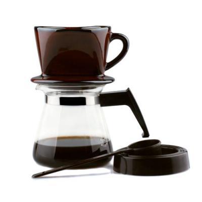 고급 브라운모카 커피 핸드드립세트