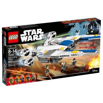 LEGO / 레고 스타워즈 / 75155 반란군 U-윙 파이터