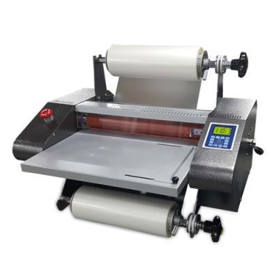 롤코팅기 PHOTOLAMI-R380B 핫롤러 온도/속도조절