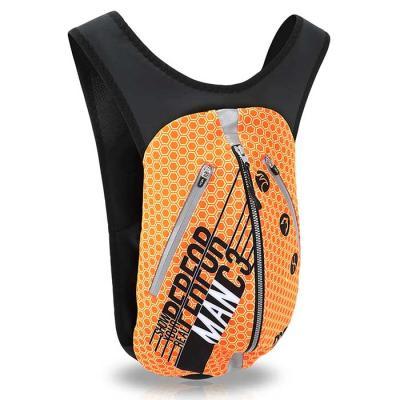 MCN FIT BAG 오렌지 FLEX 자전거 라이딩가방