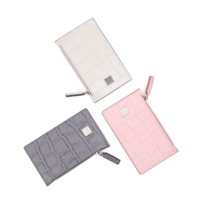 [천연소가죽] 카드지갑 슬림 델리스 3 Color [O2217]
