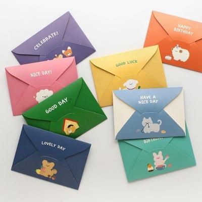 핑크풋 4000오픈카드(8종1세트)