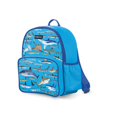 [Crocodile Creek]Sharks Backpack